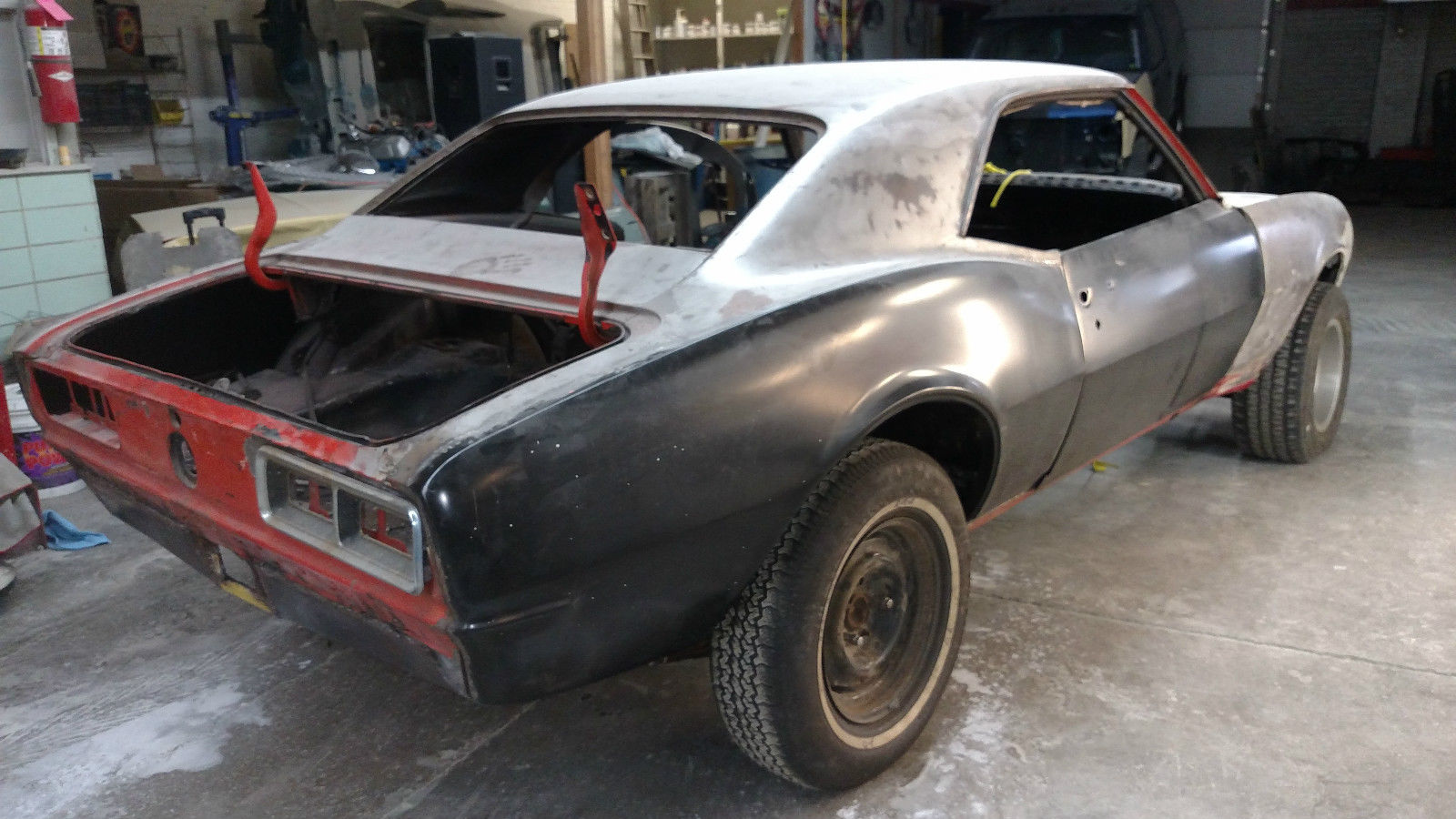 1968 Camaro Project For Sale >> 1968 Camaro Project Car Classic Chevrolet Camaro 1968 For Sale