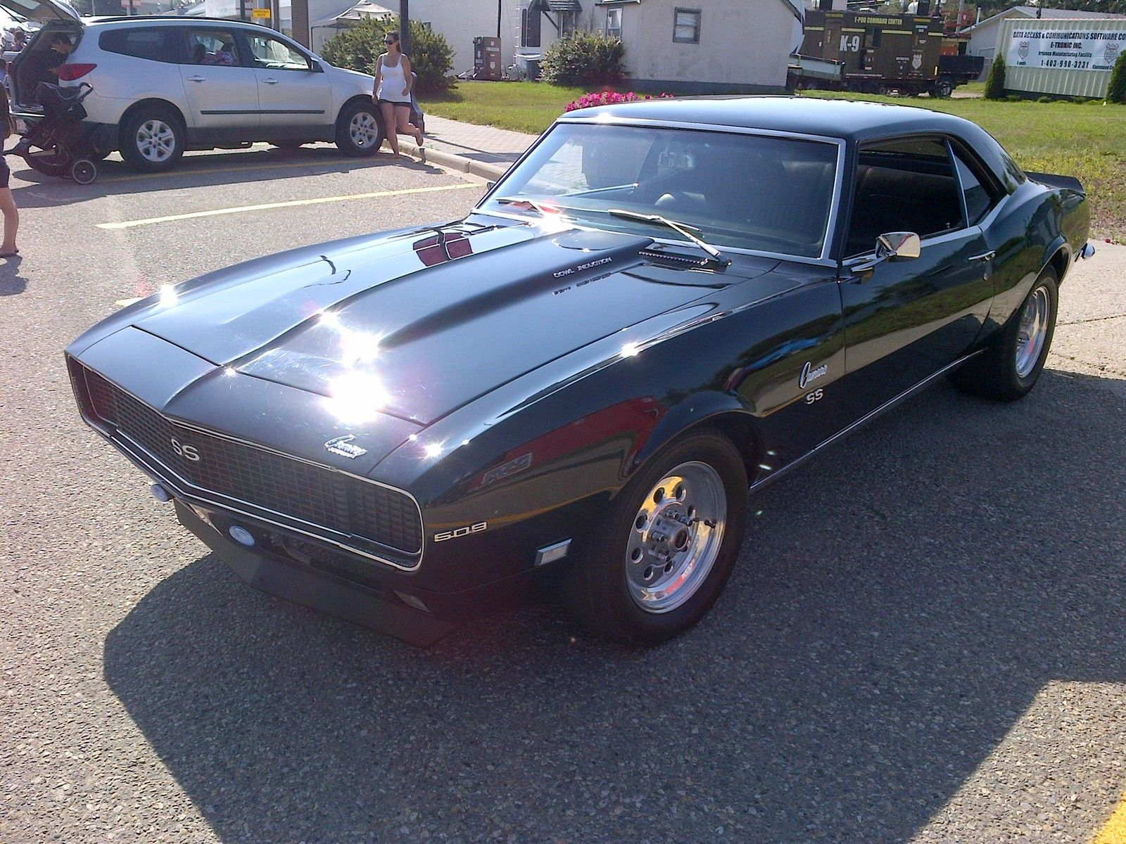 1968 Camaro Rs Ss Resto Mod Classic Chevrolet For Sale