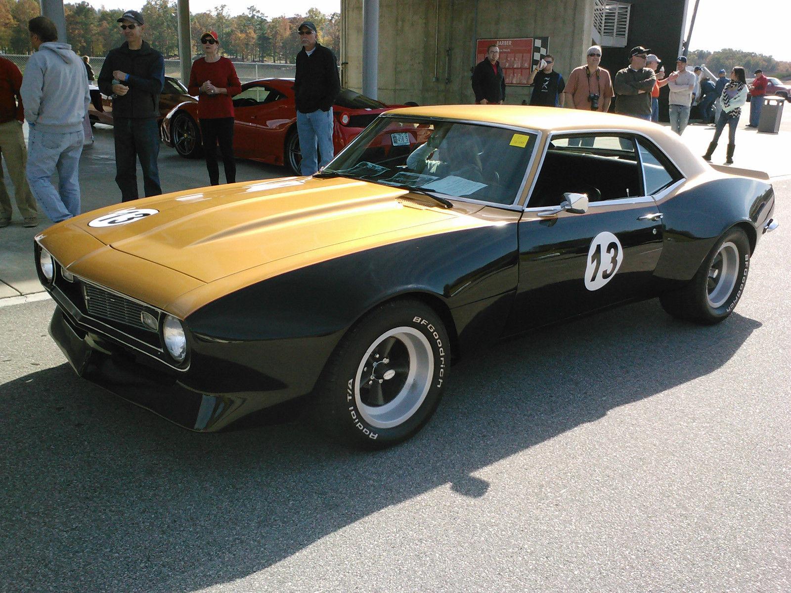 1968 Camaro Smokey Yunick Tribute Classic Chevrolet