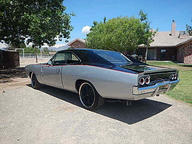 1968 Charger 440 Pro Touring Hot Rod Project Car 1969 20 Foose