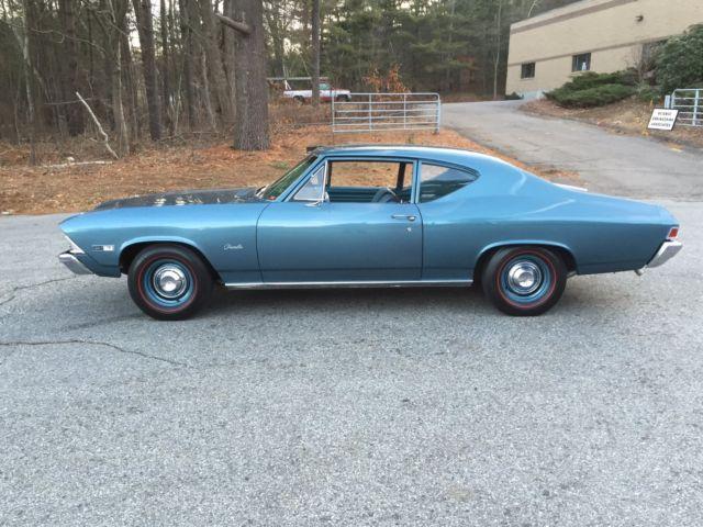 1968 Chevelle Rare 2 Post L79 Gorgeous Clone Classic