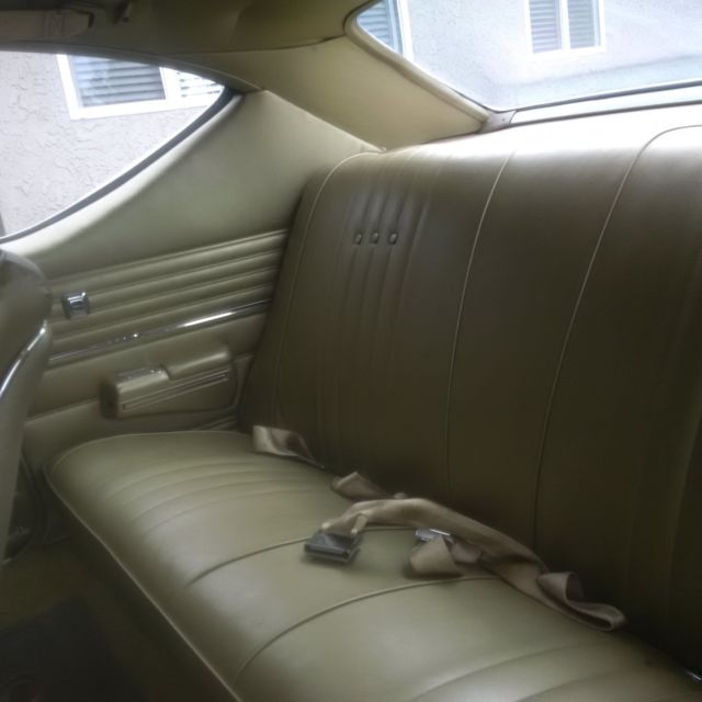 1968 chevelle ss original paint interior top numbers. Black Bedroom Furniture Sets. Home Design Ideas