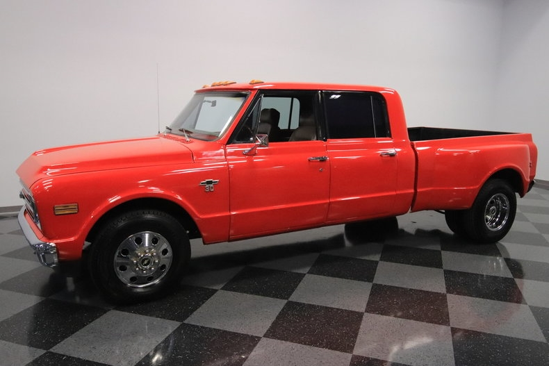 Chevrolet Suburban Car A C Ce F B A C C F further Chevrolet C Dually Custom Miles Red Pickup Truck V Speed Aut together with Datsun Door Pickup Px also Chevrolet Suburban furthermore Ebay. on 1968 chevy suburban carry all