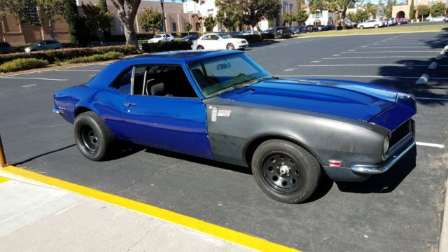 1968 Chevrolet Camaro California San Diego Owned For 20