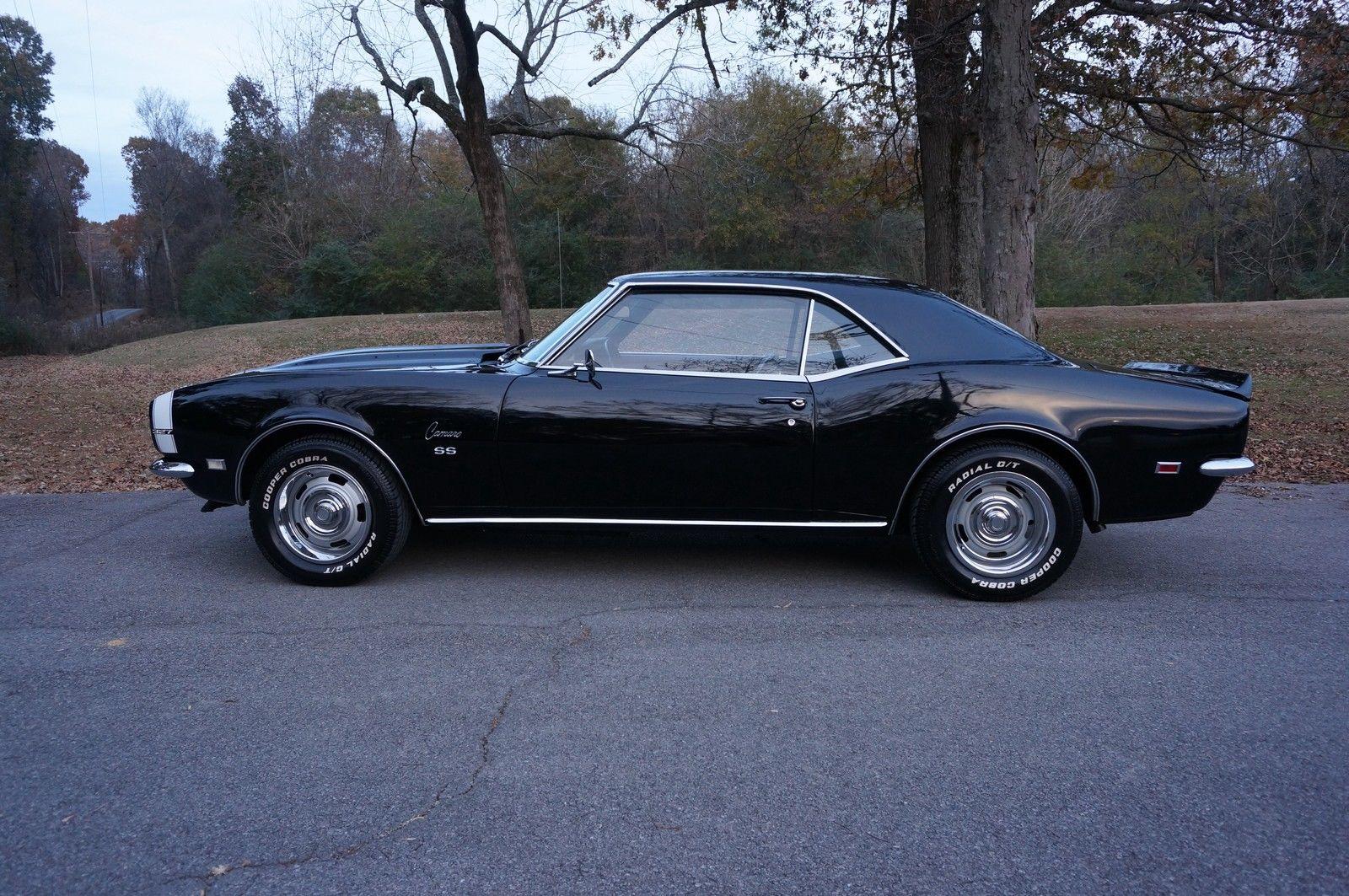 1968 Chevrolet Camaro Muscle Car Hot Rod 350 Classic