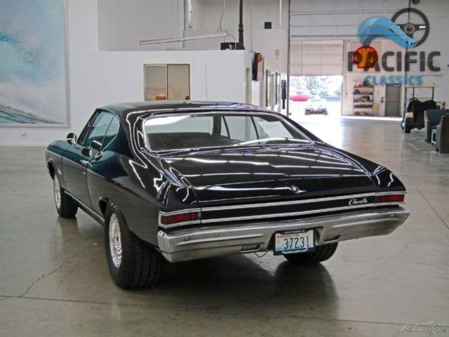1968 Chevrolet Chevelle 396 4 Speed New Wheels Tires
