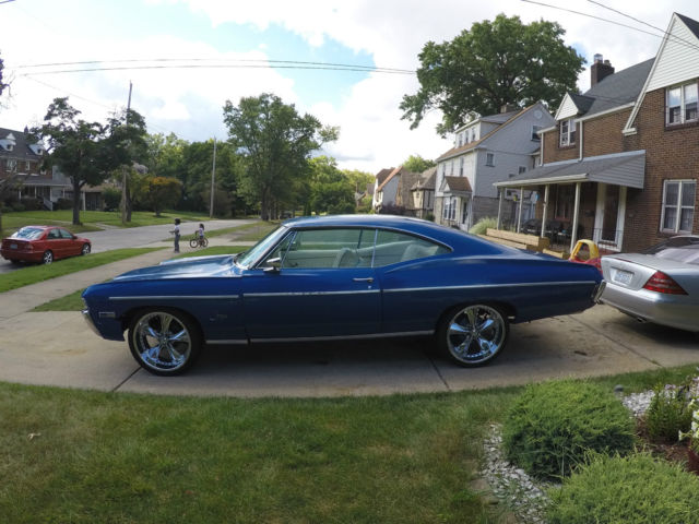 Youngstown Chevrolet >> 1968 Chevrolet Impala Fastback 68 Chevy Coupe 2dr 1968 Chevrolet Impala Fastback 68 Chevy Coupe ...