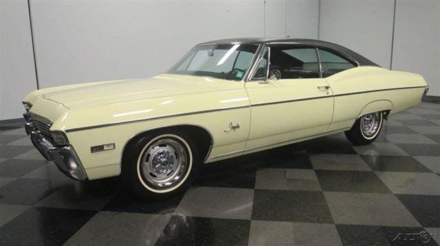 1968 Chevrolet Impala Hardtop 1968 Used Automatic ...