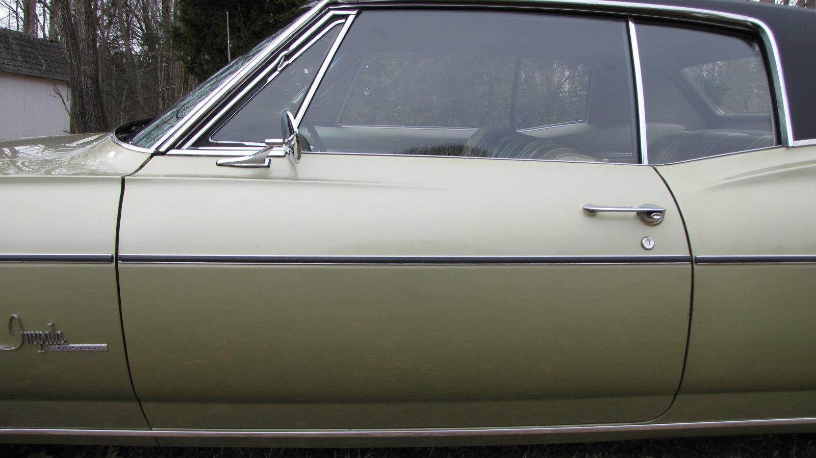 1968 Chevrolet Impala Unmolested Original Low Miles 2 Door Coupe Prevnext