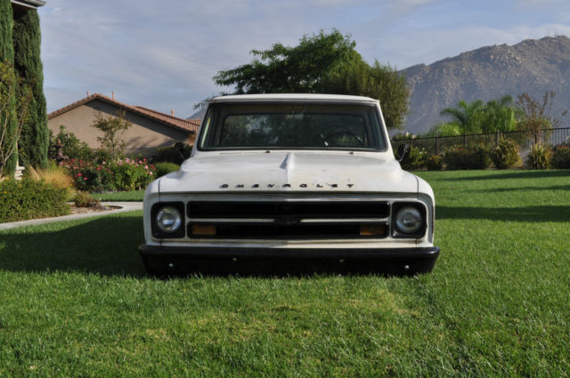1968 Chevy C10 Accuair E Level Porterbuilt Big Block 67