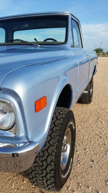 1968 chevy c10 k10 4x4 c k sb truck 1967 1969 1970 1971 1972 classic chevrolet c 10 1968 for sale
