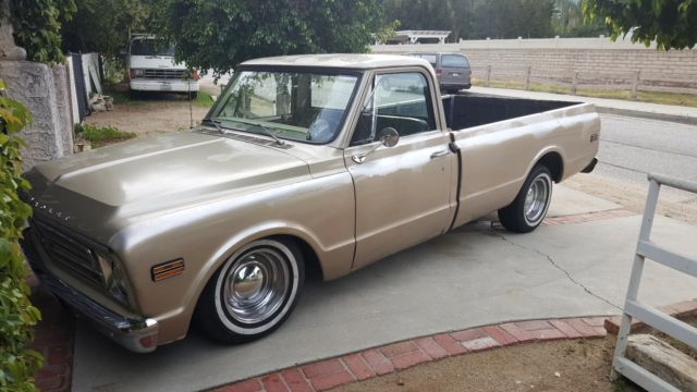1968 chevy c10 longbed - Classic Chevrolet C-10 1968 for sale