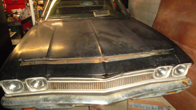 1968 Chevy Chevelle 2 Door Post Project Car Drag Restore