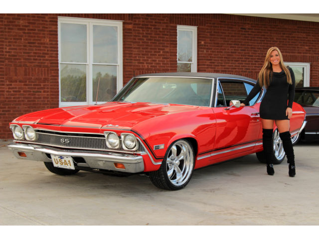 1968 Chevy Chevelle HOLIDAY SALE BB Power Steering PB AC ...