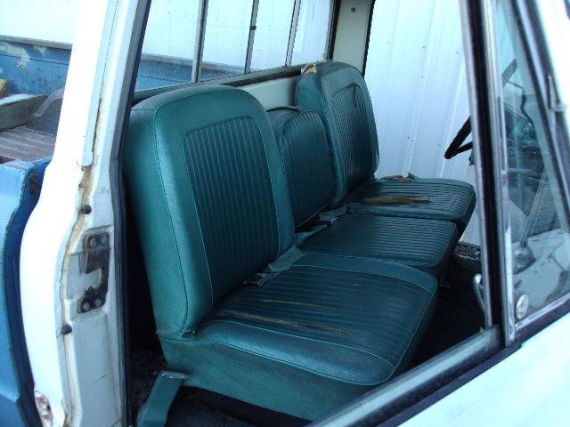 1968 Chevy Cst C20 Truck Bucket Seats Ac Classic