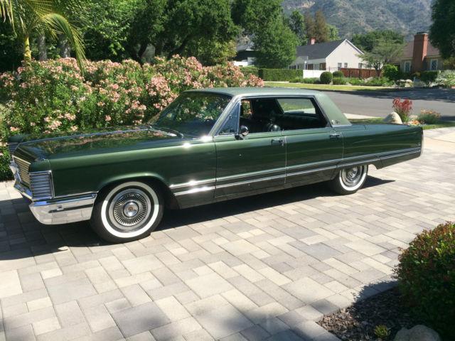 1968 Chrysler Imperial Lebaron Classic Chrysler Imperial