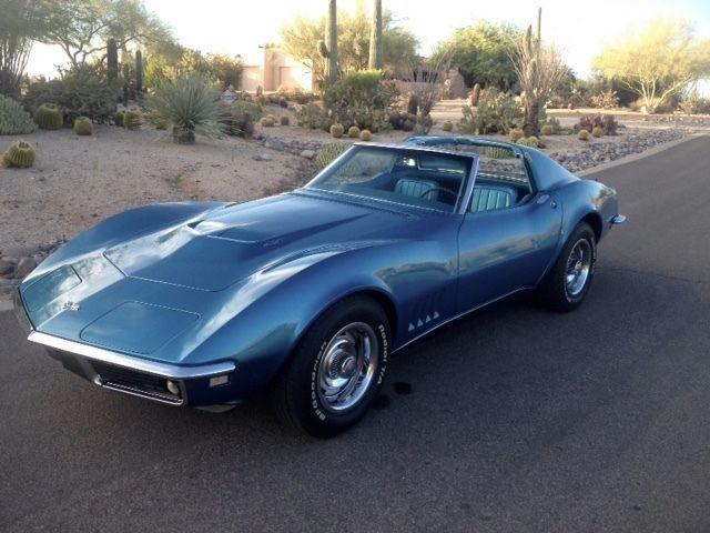 1968 Corvette 427/400 Tri Power for sale in Auburn, Washington ...