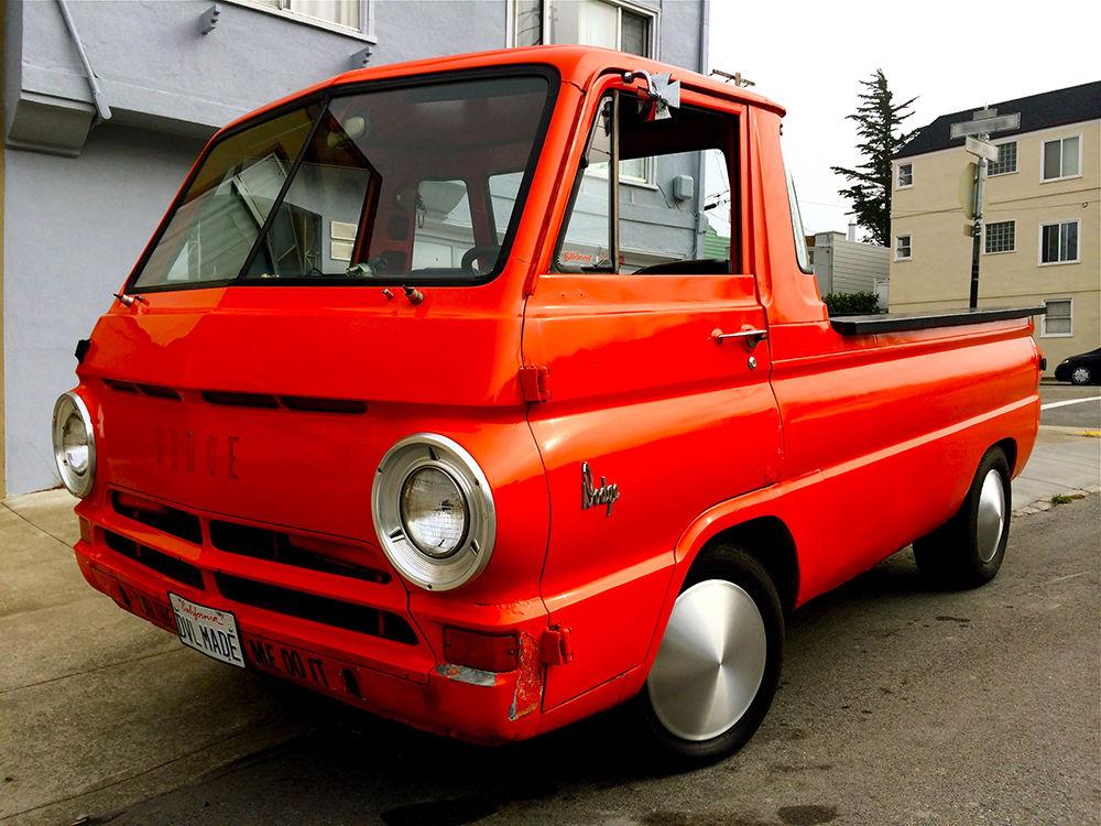 1968 dodge a100 van truck classic dodge other pickups 1968 for sale. Black Bedroom Furniture Sets. Home Design Ideas