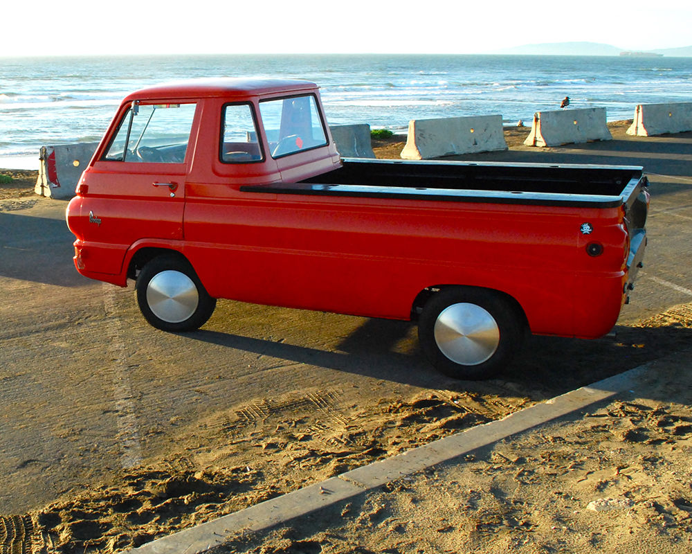Dodge A100 For Sale >> 1968 Dodge A100 Van Truck with V8 - Classic Dodge Other Pickups 1968 for sale