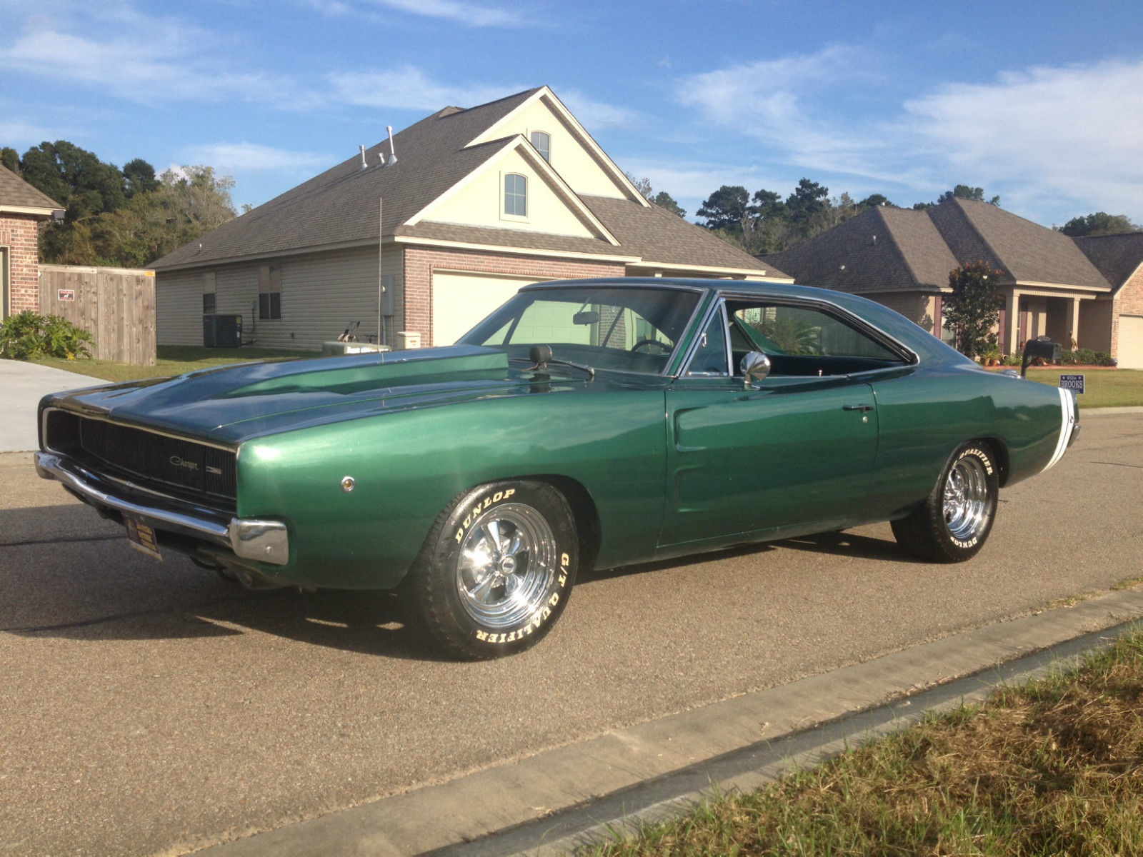 1968 Charger For Sale >> 1968 Dodge Charger 440 Super Fast 540 HP Rust Free AZ ...