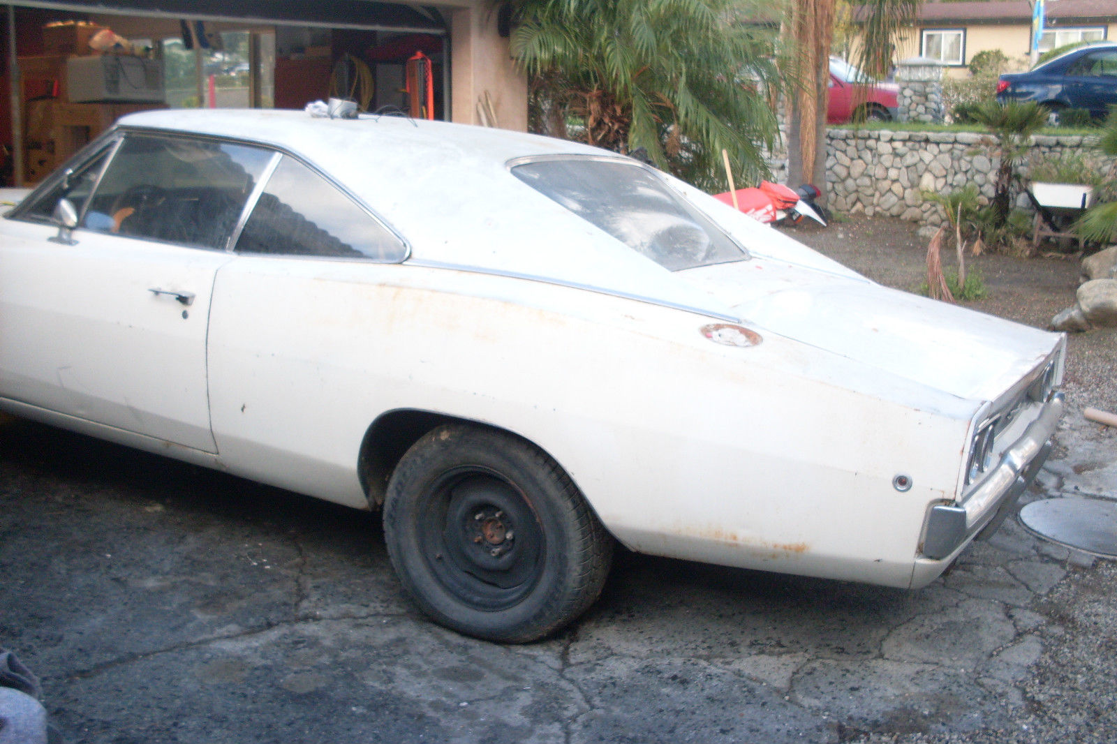 1968 Dodge Charger Base Hardtop 2-Door 5.2L