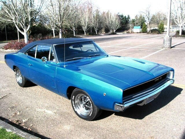 1968 Dodge Charger R T 440 Six Pack Classic Dodge
