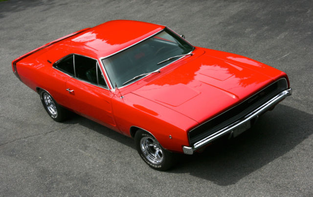 1968 dodge charger r t matching numbers 440 4 speed 1 of 2 743 produced classic dodge. Black Bedroom Furniture Sets. Home Design Ideas