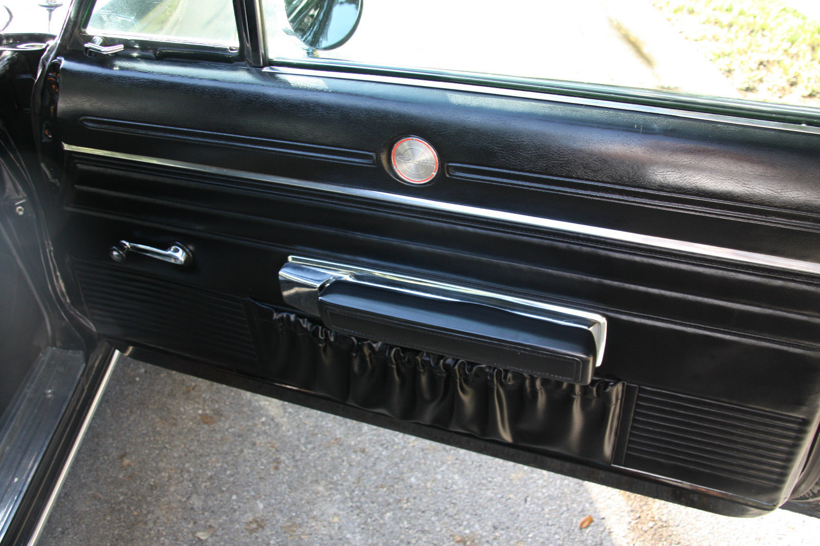 1968 Dodge Charger R T Triple Black 440 Engine Hurst