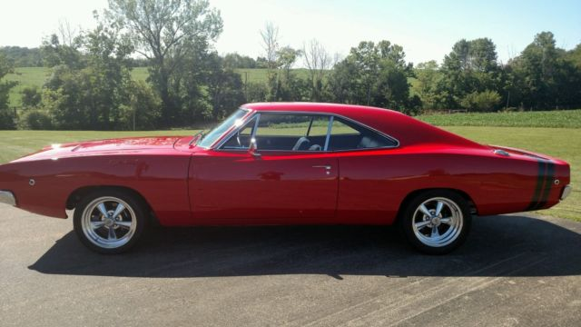1968 dodge charger with legend hemi classic dodge for Dodge charger hemi motor for sale