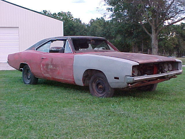 1968 DODGE CHARGER,MOPAR, Not R/t,HEMI, Good Barn Find