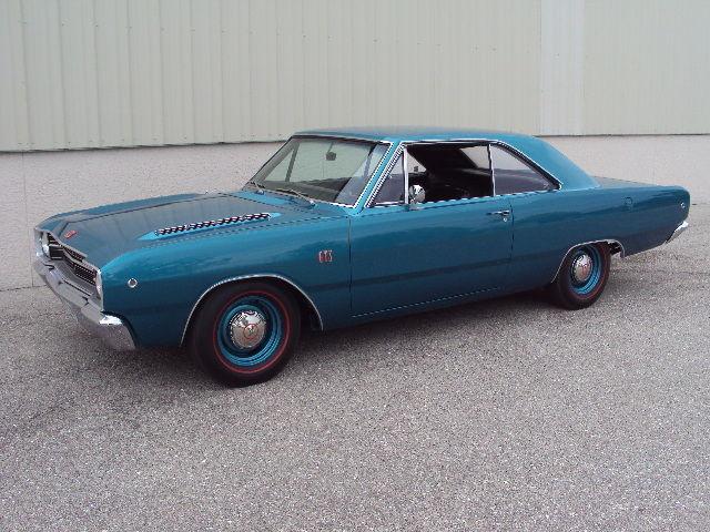 Dark Turquoise Car Paint