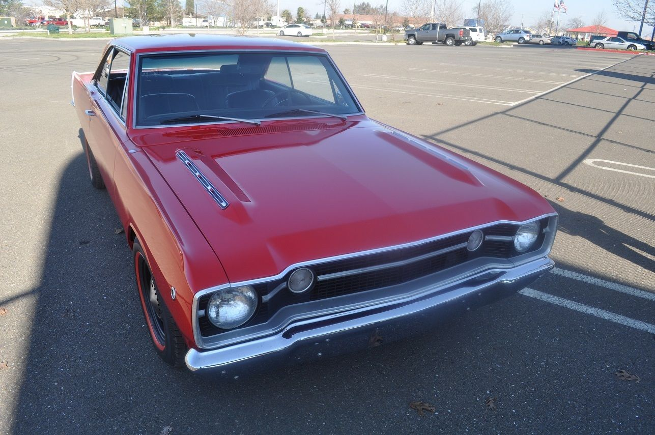 1968 Dodge Dart Gts 440 4 Speed Ca Car No Rust No