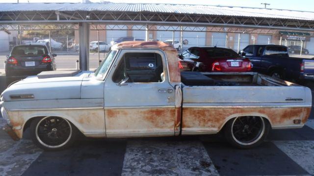 1968 F100 2003 Super Charged Lightning Cool Barn Find