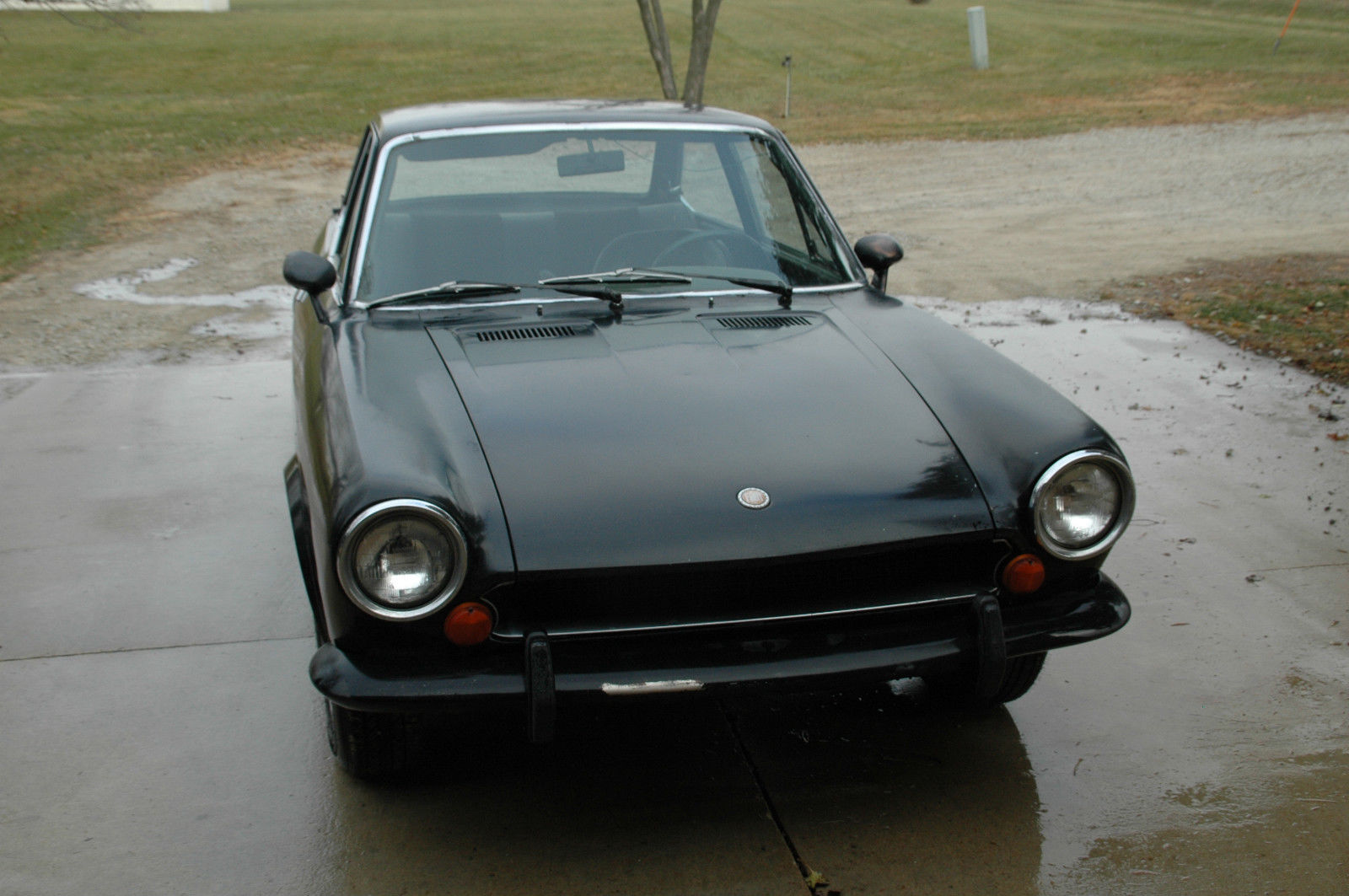 1968 fiat 124 sport coupe classic fiat other 1968 for sale. Black Bedroom Furniture Sets. Home Design Ideas