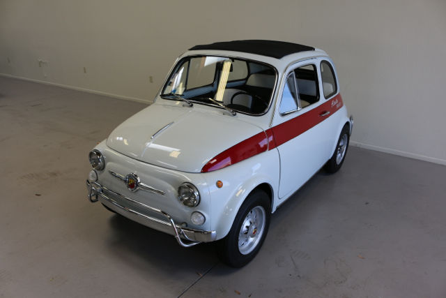 1968 fiat 500 abarth fiat 595 abarth classic fiat 500. Black Bedroom Furniture Sets. Home Design Ideas