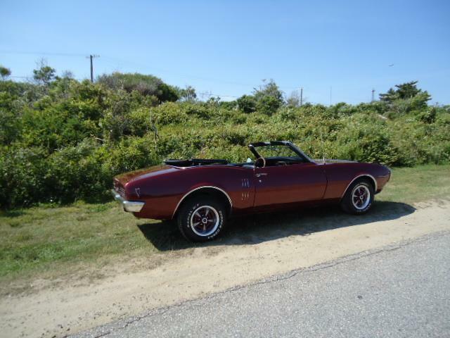 1968 Firebird 400 Convertible 18k Spent On Restore