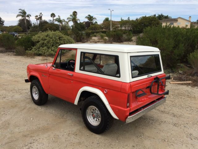1968 ford bronco first generation bronco classic ford bronco 1968 for sale. Black Bedroom Furniture Sets. Home Design Ideas