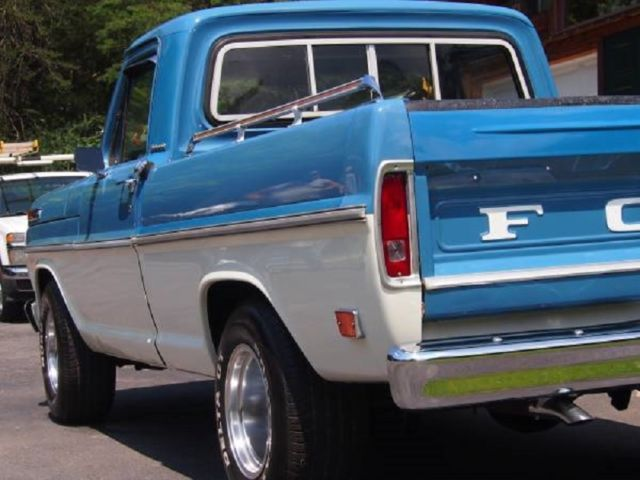 1968 FORD F-100 CLASSIC TRUCK (SHORTBED) - Classic Ford F ...