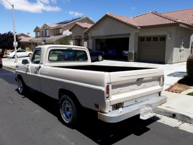 1968 Ford F100 Custom Cab Classic Ford F 100 1968 For Sale
