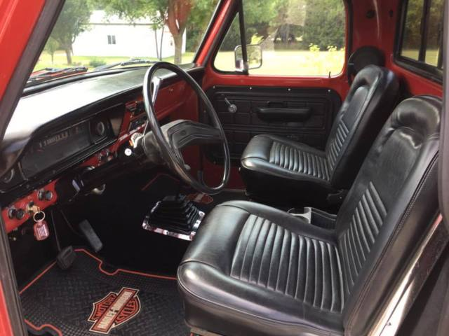 1968 Ford F100 Short Bed 4wd High Boy Classic Ford F 100