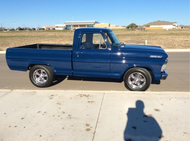 67 72 ford truck for sale