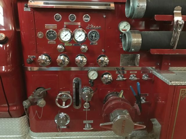 Ford F750 For Sale >> 1968 Ford F750 Fire Truck with John Bean Pumper - Classic Ford F 750 1968 for sale