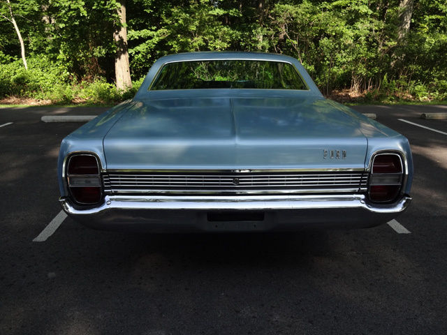 1968 FORD Galaxie 500 2 door coupe 390 engine (all ...