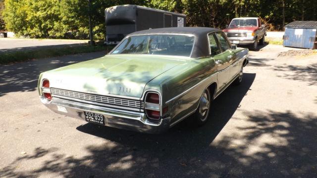 Lowes Harrisonburg Virginia >> 1968 Ford Galaxie 500 4 door sedan 302 V8 3 speed automatic transmission - Classic Ford Galaxie ...