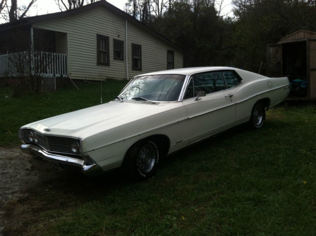 1968 ford galaxie 500 xl fastback coupe classic ford. Cars Review. Best American Auto & Cars Review