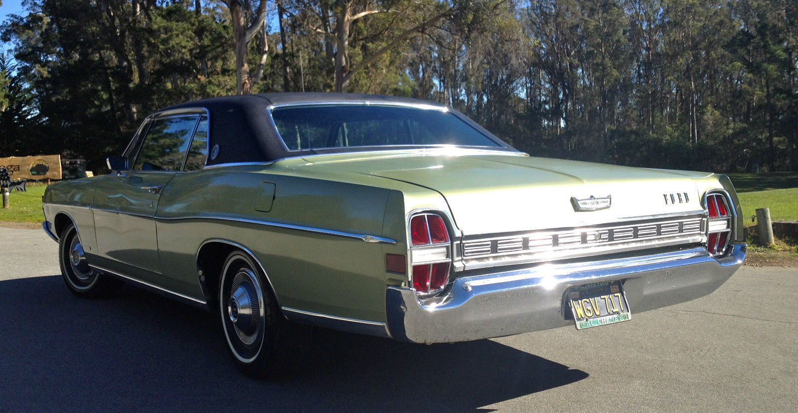 1972 Ford Ltd For Sale >> 1968 ford Ltd - Classic Ford Other 19680000 for sale