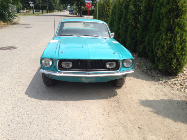1968 ford mustang california special classic ford mustang 1968 for sale. Black Bedroom Furniture Sets. Home Design Ideas