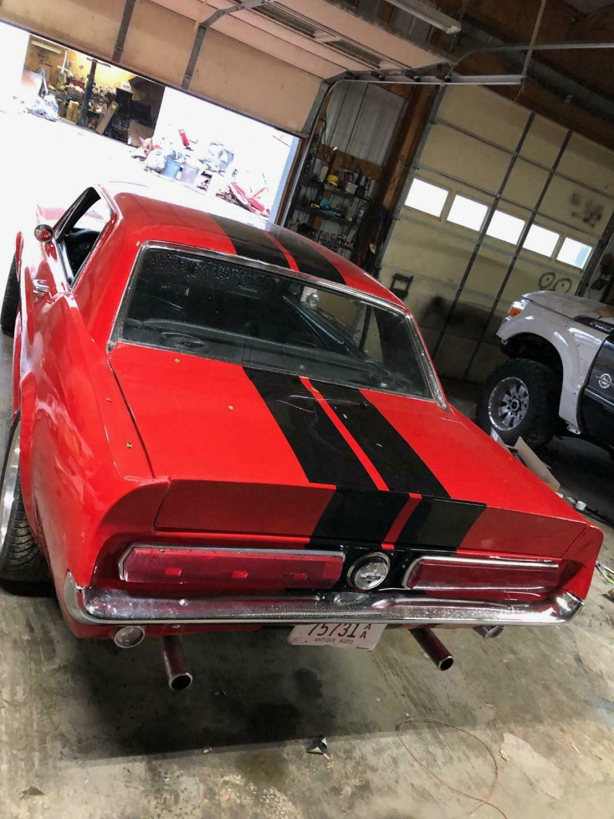 Mustang Eleanor Kit For Sale
