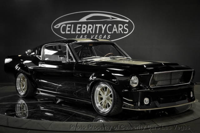 1968 ford mustang fastback dynacorn 0k invested las vegas 1 of a kind classic ford mustang. Black Bedroom Furniture Sets. Home Design Ideas