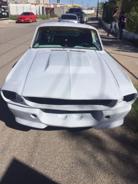 1968 Ford Mustang Fastback Eleanor Kit Installed Classic